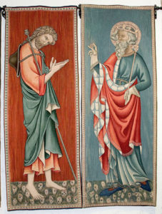 The Morris Loom: Apostle John, the ring, and the King